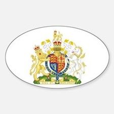 Royal Coat of Arms Bumper Stickers
