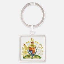 Royal Coat of Arms Keychains