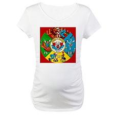 Vintage Toy Clown Cartoon Target Game Shirt