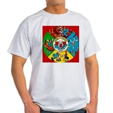 Vintage Toy Clown Cartoon Target Game T-Shirt