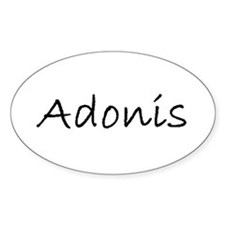 adonis 2 Decal
