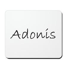 adonis 2 Mousepad