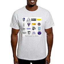 History.jpg T-Shirt