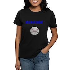 GIRLS ROCK SOFTBALL T-Shirt