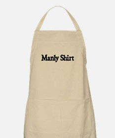 MANLY SHIRT Apron