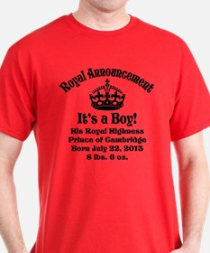Royal Announcement T-Shirt