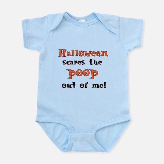 Halloween Poop Body Suit