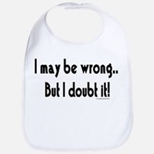 I may be wrong...But I doubt it!.eps Bib