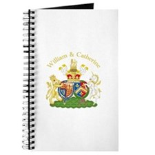 William and Catherine Coat of Arms Journal