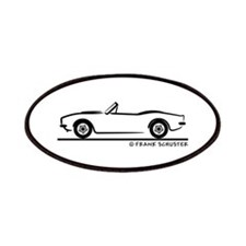 1967, 1968, 1969 Camaro Convertible Patches