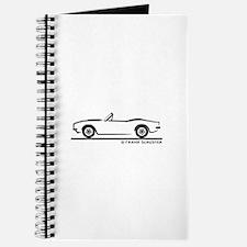 1967, 1968, 1969 Camaro Convertible Journal