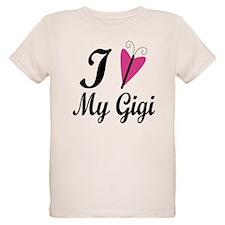 I Heart My Gigi T-Shirt