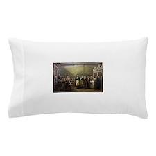 washington resigns Pillow Case
