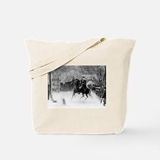 washington at trenton Tote Bag