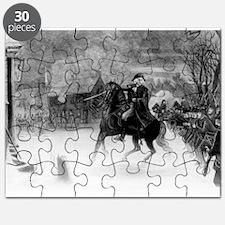 washington at trenton Puzzle