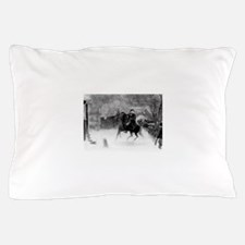 washington at trenton Pillow Case