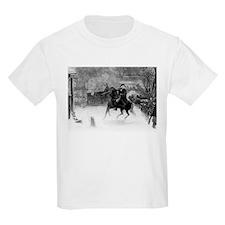 washington at trenton T-Shirt