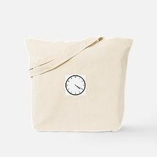 4:20 Clock Tote Bag