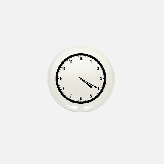 4:20 Clock Mini Button (10 pack)