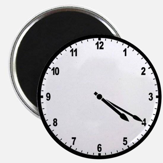 4:20 Clock Magnet
