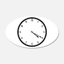 4:20 Clock Wall Decal