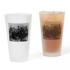 molly pitcher Drinking Glass