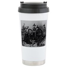 molly pitcher Travel Mug