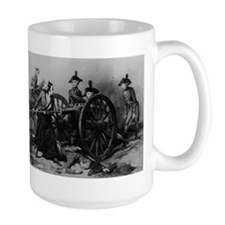 molly pitcher Mug