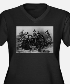 molly pitcher Plus Size T-Shirt