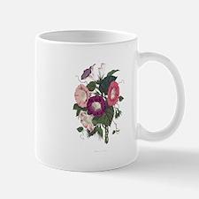 Vintage Morning Glories Mug