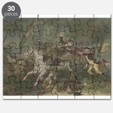 kings mountain Puzzle