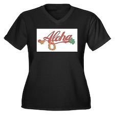 Aloha Hawaii Plus Size T-Shirt