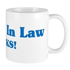 Son In Law Rocks Mug