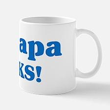 Papa Rocks Mug