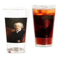 john adams Drinking Glass