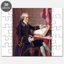 john hancock Puzzle