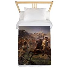 washington at monmouth Twin Duvet