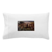 washington at monmouth Pillow Case