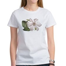 White Clematis T-Shirt