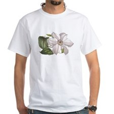 White Clematis T-Shirt