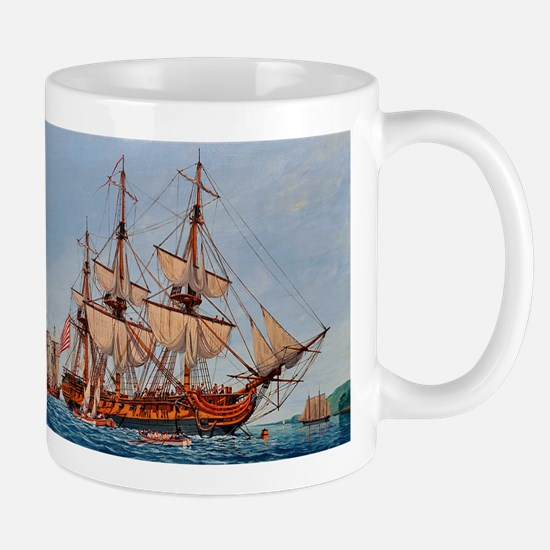 uss confederacy Mug