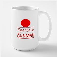 superhero SUNMAN Mug