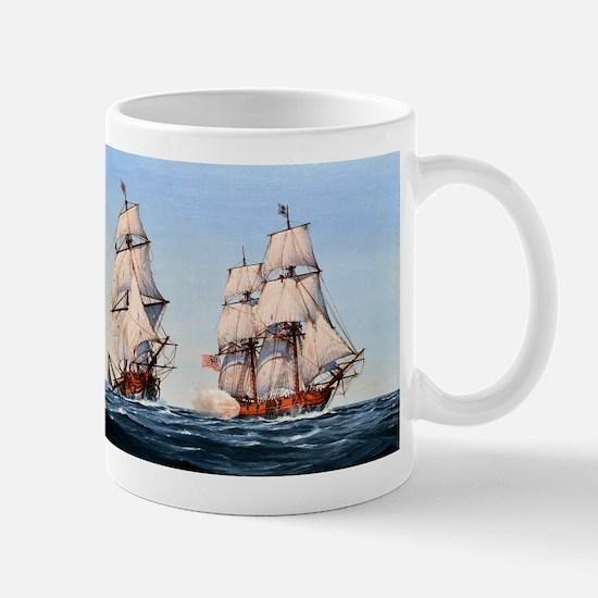 uss captain baron Mug