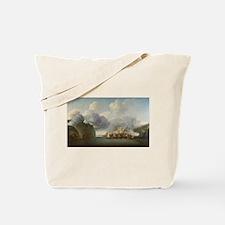 hudson river Tote Bag