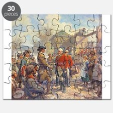 fort sackville Puzzle