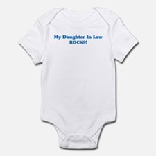 Daughter In Law Rocks Infant Bodysuit