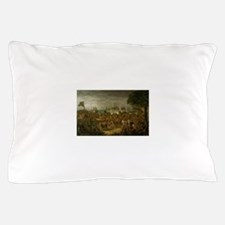 fort moultrie Pillow Case