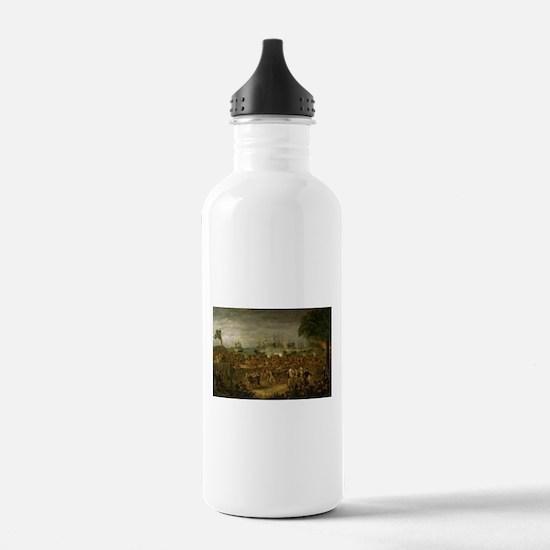 fort moultrie Water Bottle
