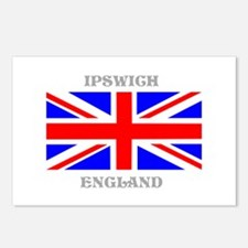 Ipswich England Postcards (Package of 8)