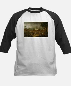 fort moultrie Baseball Jersey